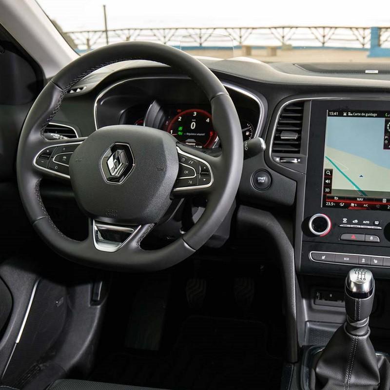 Pédalier Sport Renault Megane 4 Berline à boîte manuelle