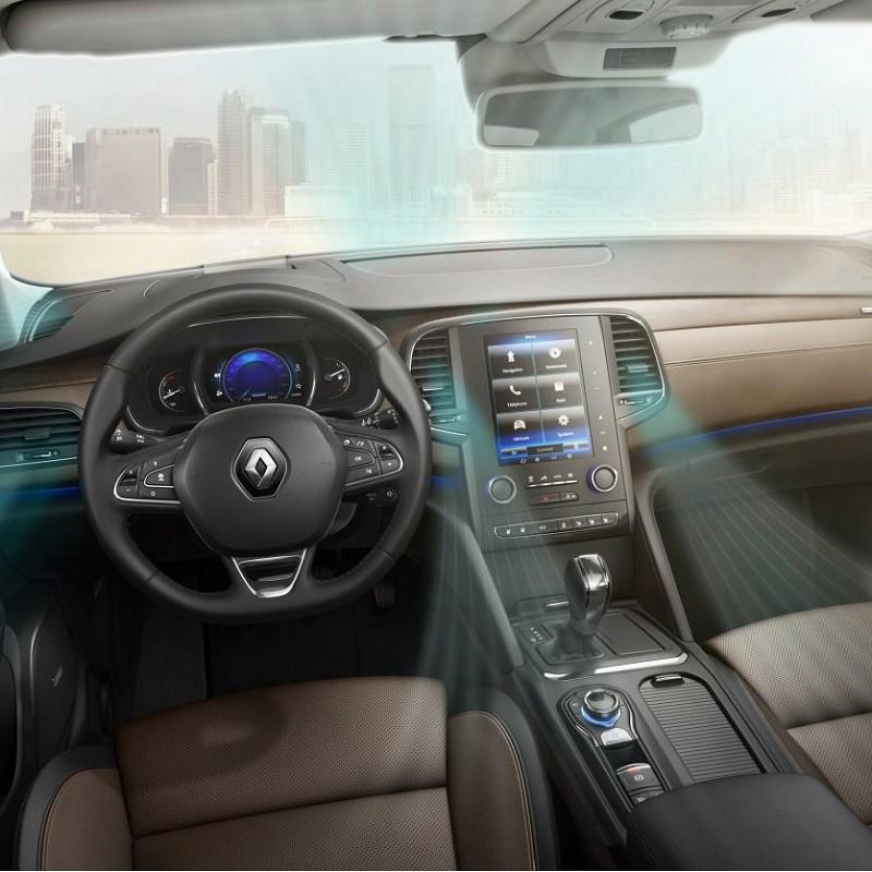 Pédalier Sport Renault Talisman & Talisman Estate à boîte automatique