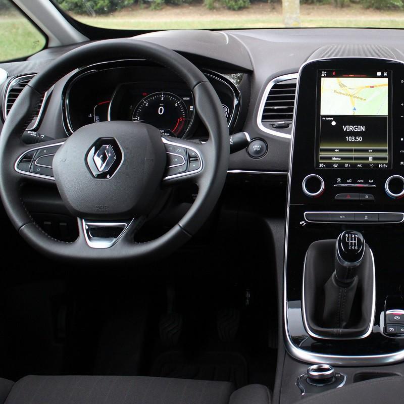 Pédalier Sport Renault Espace 5 à boîte manuelle