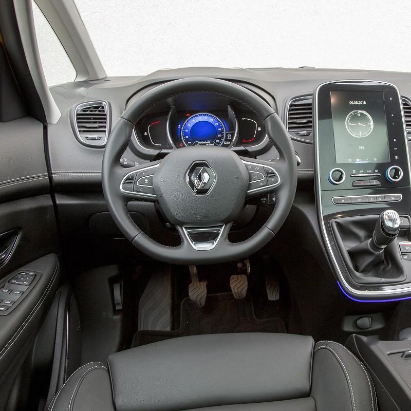 Pédalier Sport Renault Scenic 4 & Grand Scenic 4 à boîte manuelle BVM6