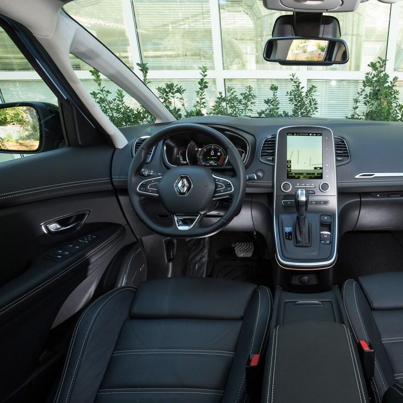 Pédalier Sport Renault Scenic 4 & Grand Scenic 4 à boîte automatique