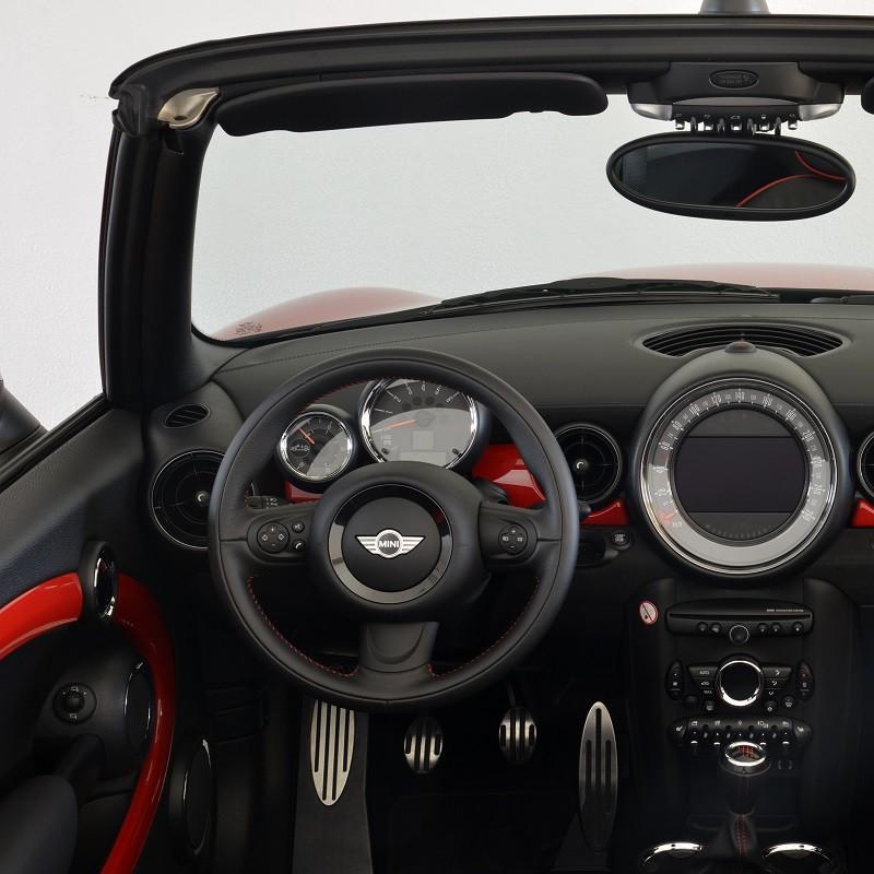 Repose pied Sport Mini Cooper Cabriolet (R57)