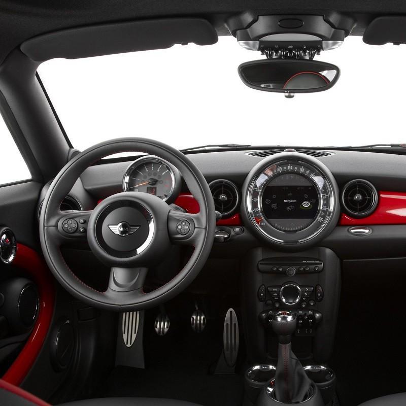 Repose pied Sport Mini Cooper Coupé (R58)