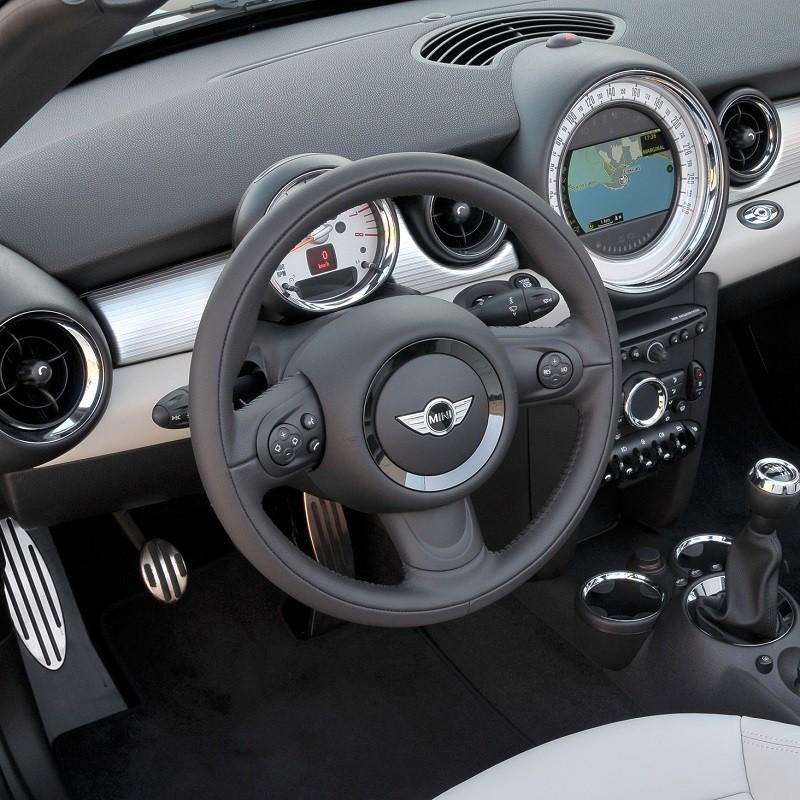 Repose pied Sport Mini Cooper Roadster (R59)