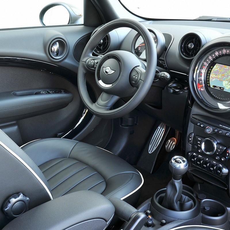 Repose pied Sport Mini Cooper Countryman (R60)