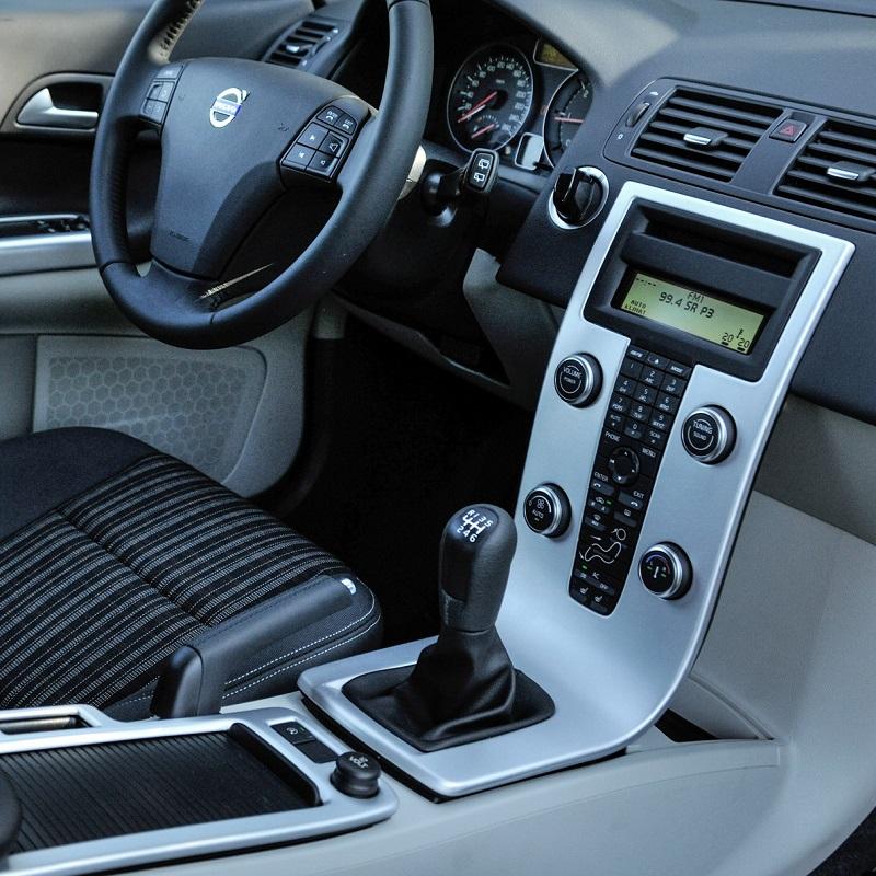 Pédalier Sport Volvo C30 à boîte manuelle
