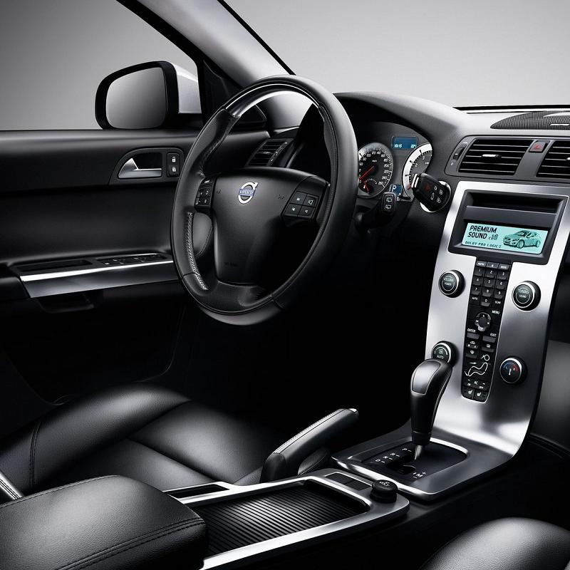 Pédalier Sport Volvo C30 à boîte automatique