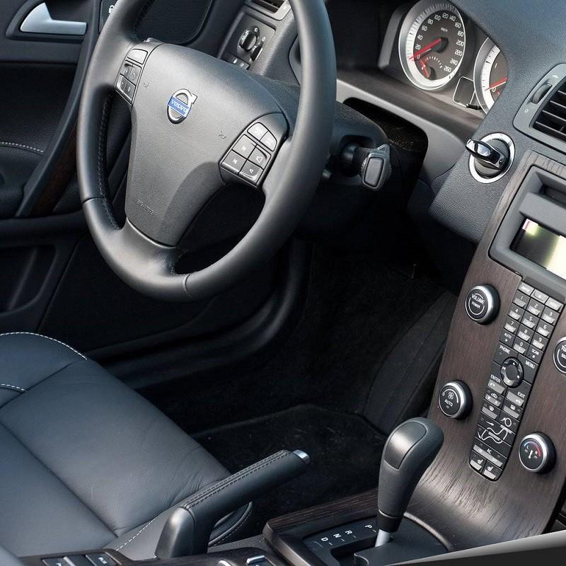 Pédalier Sport Volvo C70 (P1) à boîte automatique