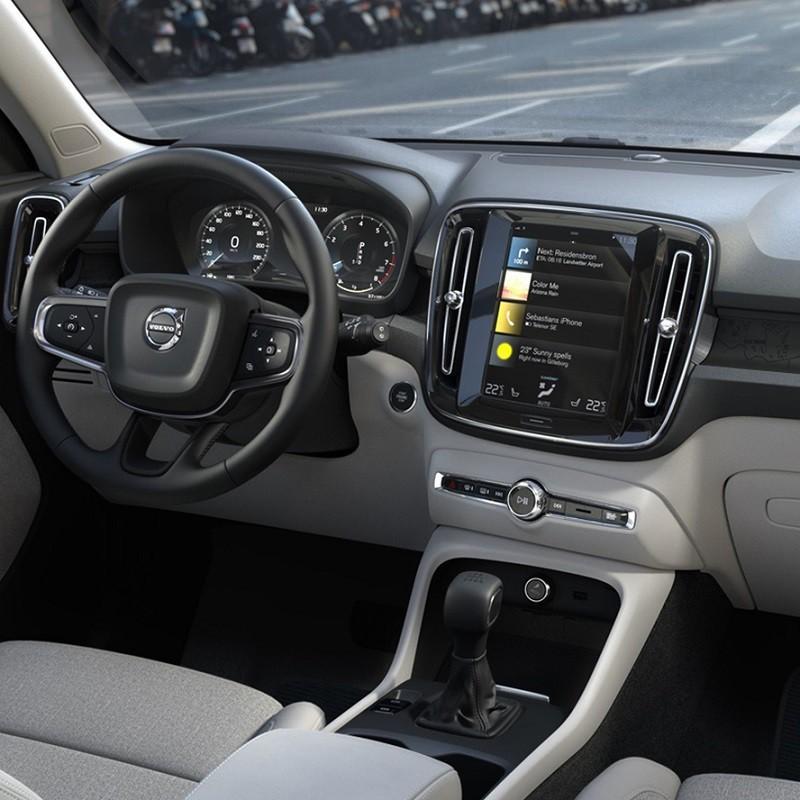 Pédales Sport Volvo XC40 à boîte manuelle