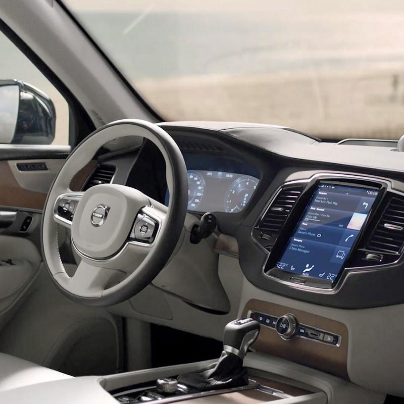 Pédales Sport Volvo XC90 II (SPA) à boîte automatique