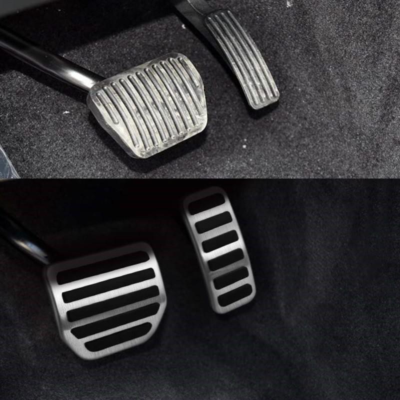 Pédales Sport Range Rover Discovery 3 (L319) à boîte automatique