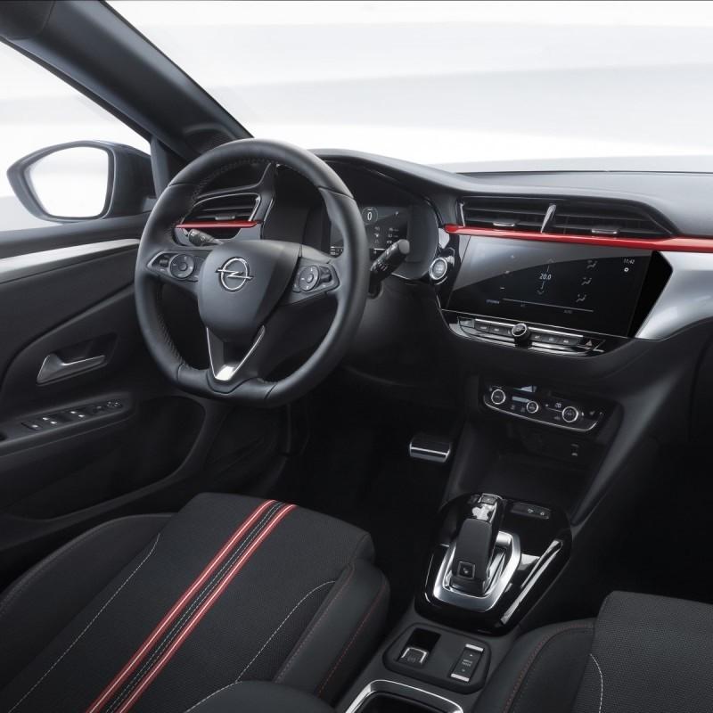 Pédalier Alu Opel Corsa-E (F) électrique