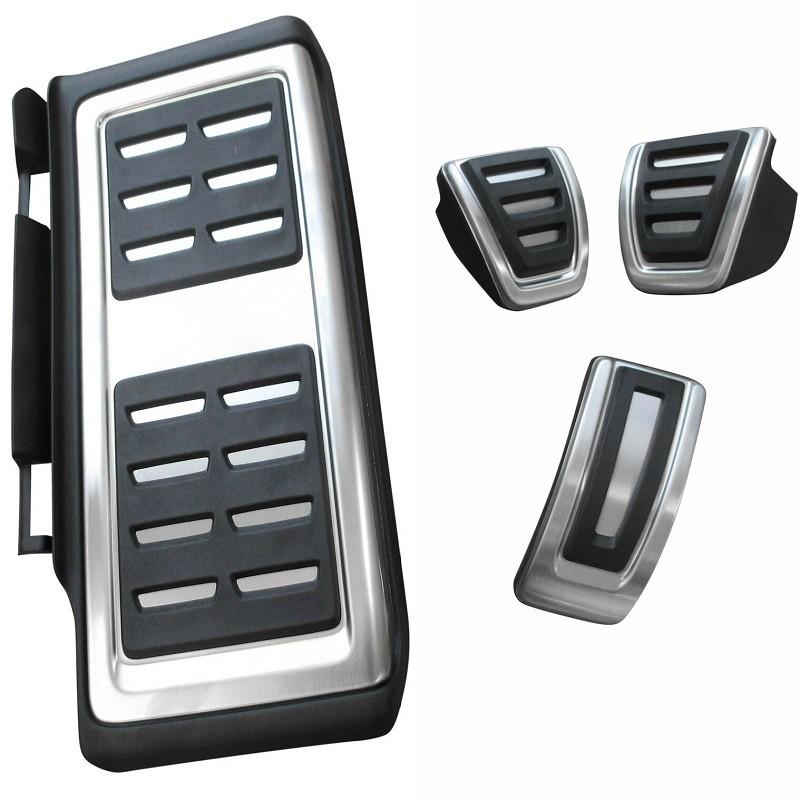 Pack pédales Alu et Repose-pied Audi A3 Sport Limousine (8V) manuelle