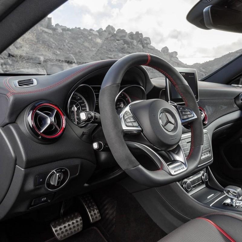 Pédalier Alu Mercedes CLA Shooting Brake (W117/X117) à boîte automatique