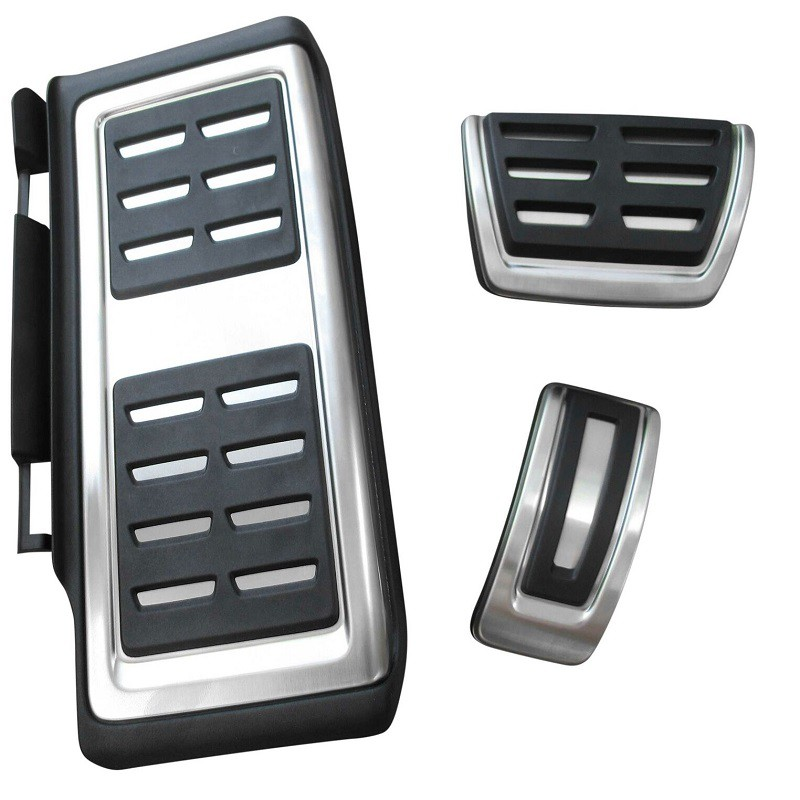 Kit pédalier Alu et Repose-pied Audi Q2 (GA) automatique