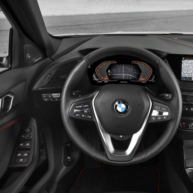 Repose pied Sport Alu BMW Série 1 F40