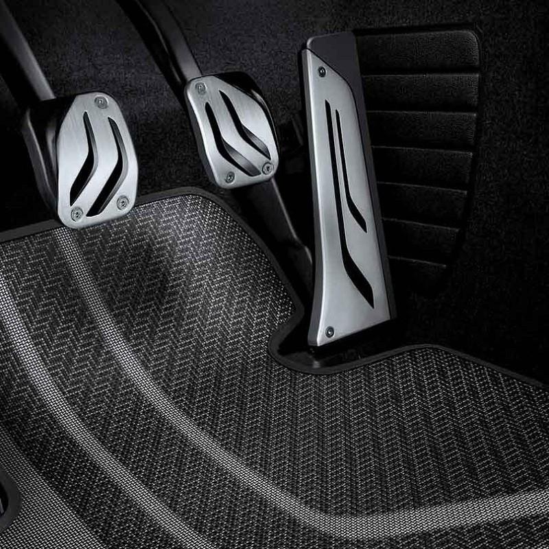Pédales Sport BMW Série 7 (F01/F2) à boîte manuelle