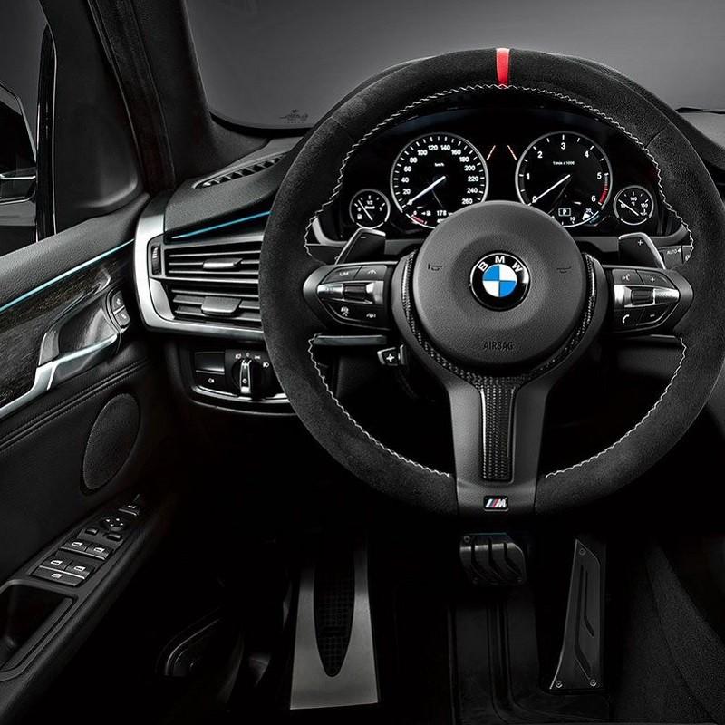 Pédales Sport BMW X5 (F15) à boîte automatique