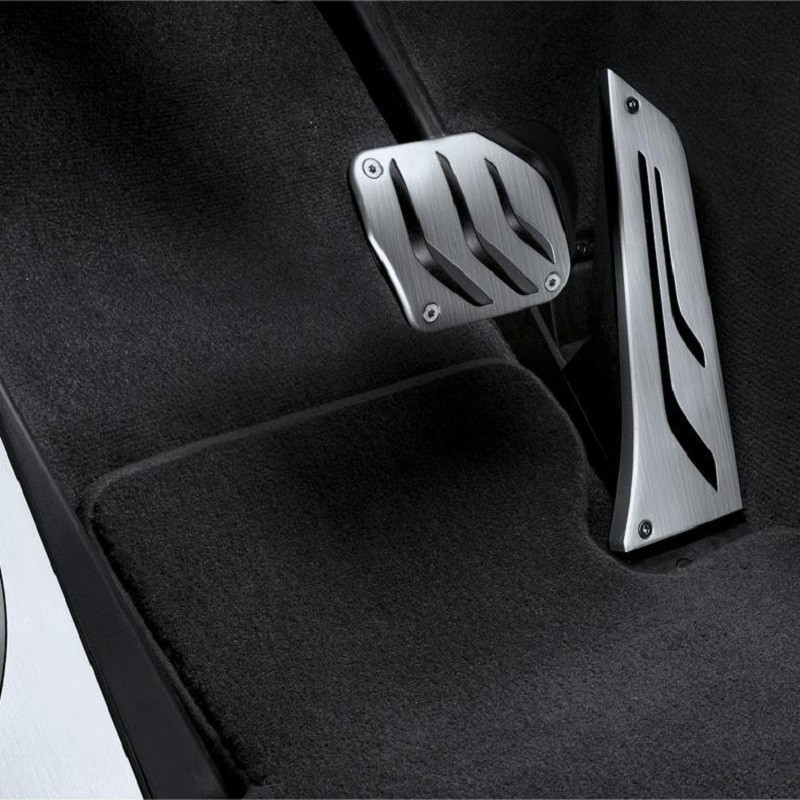 Pédales Sport BMW X4 (F26) à boîte automatique