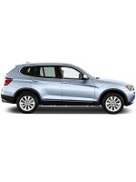 Pédalier Auto   Pédales sport pour BMW X3 II (F25)