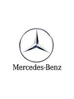 Pédalier alu Mercedes