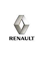 Pédalier alu Renault