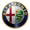 Pédalier alu Alfa Romeo