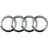 Pédalier alu Audi