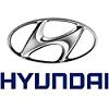 Pédalier alu Hyundai
