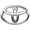 Pédalier alu Toyota